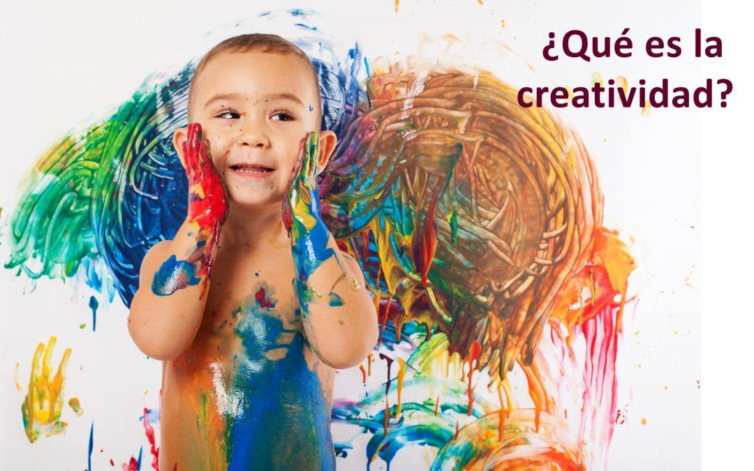 ¿Qué es la creatividad?